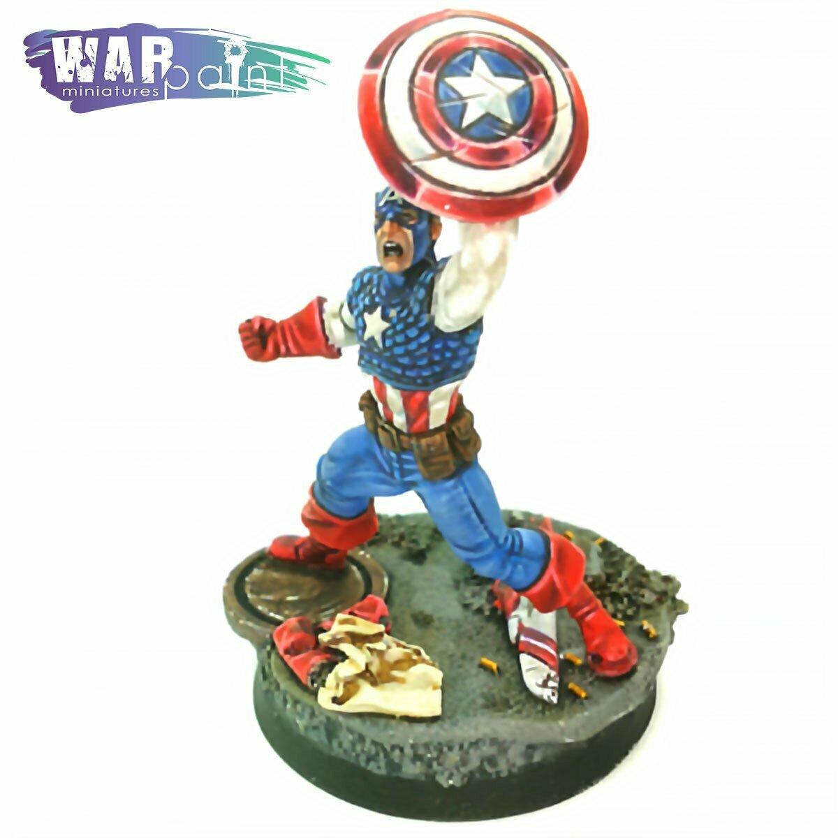 Captain-America-Knight-Models